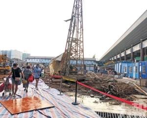 劉藝良:明年開展關閘至拱北部分