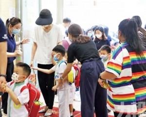 政府將增加兒童口罩供應