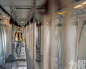 新德里仍恢復地鐵服務
