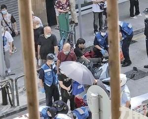 73歲老婦送醫院搶救