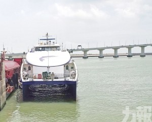 每日增至八班船助市民出行