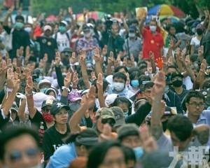 泰學運領袖恐被關15年