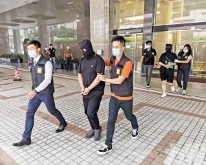 檢察院下令強制羈押治安警夫婦