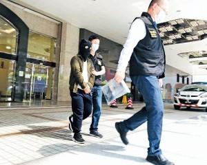 內地漢詐騙港商60萬元被捕