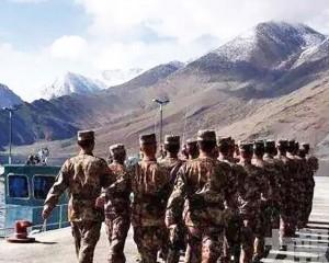 印方已移交解放軍部隊