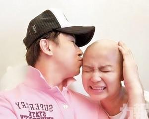 林子博愛妻癌症病逝
