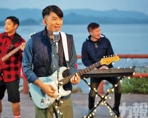 袁偉豪唱情曲圓歌手夢