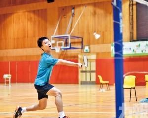 全澳男子羽毛球團體賽今晚開波