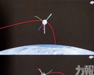 將擇機軟著陸月球表面