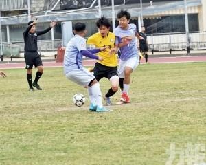聖公會鬥粵華爭奪學界足球冠軍