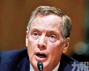 美貿易代表籲拜登維持關稅