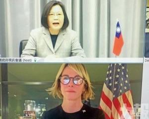 中方:挑戰「一中」不得人心