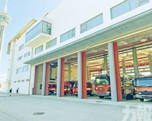 去年消防火警出勤降12.26%