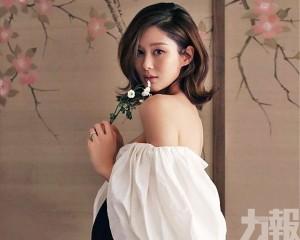 岑麗香宣布懷第二胎