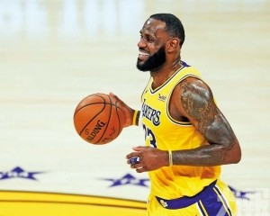 NBA全明星賽復活占士大發牢騷
