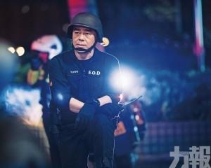 劉青雲牛一收「炸彈」慶生