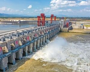 廣西大藤峽補水2.4億立方米 解大灣區之渴