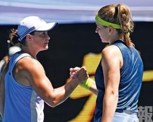 薛斯柏斯反勝拿度躋身澳網4強