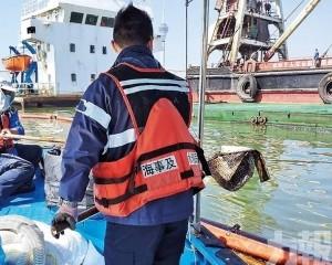 海事局協助離港維修