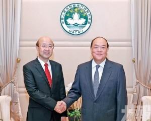 外交部駐澳新任特派員劉顯法