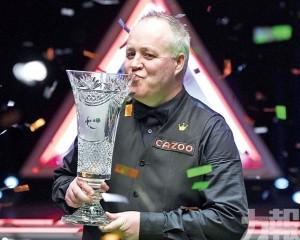 希堅斯贏「火箭」桌球員錦標賽登頂