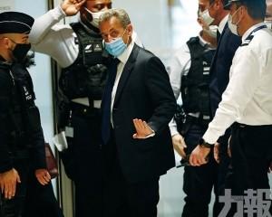 法前總統薩科齊將上訴