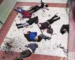 七人墜樓身亡