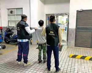 廿歲男潛入女廁偷拍被捕
