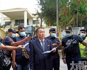 朝外交官料乘機飛往上海