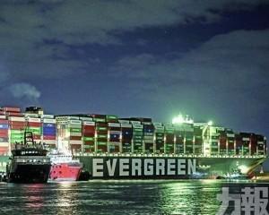 「長賜輪」救援考慮先卸貨櫃