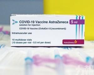 疫苗互認需接種達一定水平