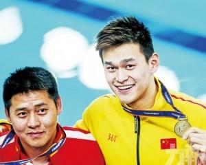 孫楊將出戰周末東京奧運選拔賽