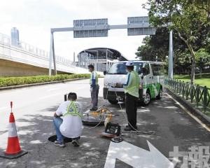 市政署引入科技疏通水道
