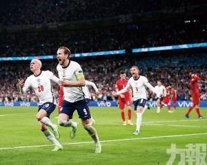 英格蘭隊史首闖歐國盃決賽