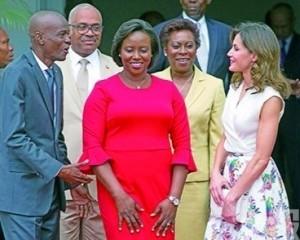 海地第一夫人揭丈夫被殺原因