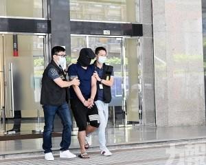 司警拘捕三菲籍男女