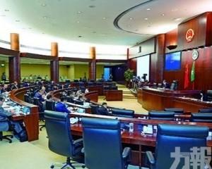 履憲制責任 立法會通過修國旗國徽法