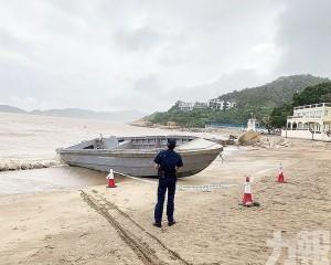 破海上偷渡案拘兩名偷渡人士