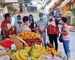 議員促當局援助受影響攤販