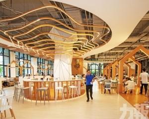 阿里雲科技打造澳大智慧餐廳