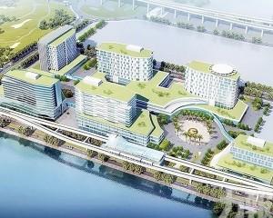 離島醫院明年落成2023年啟用