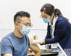 提高接種率方可與病毒共存