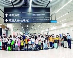 約500未合資格跨境學生仍滯澳