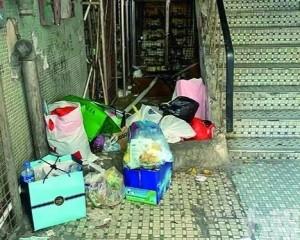 住戶自發清潔促政府支援