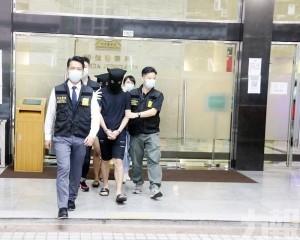 兩印尼籍男女販毒被捕