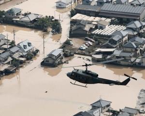 【日本雨災】增至219死21失蹤
