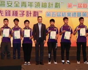 培養學員成為青年領袖