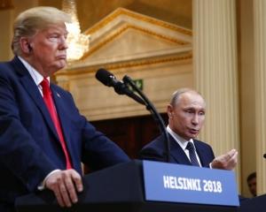 特朗普為俄方辯護 普京否認私通