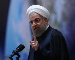魯哈尼警告特朗普勿挑釁伊朗