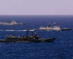 中國首次獲邀參與海上聯合軍演